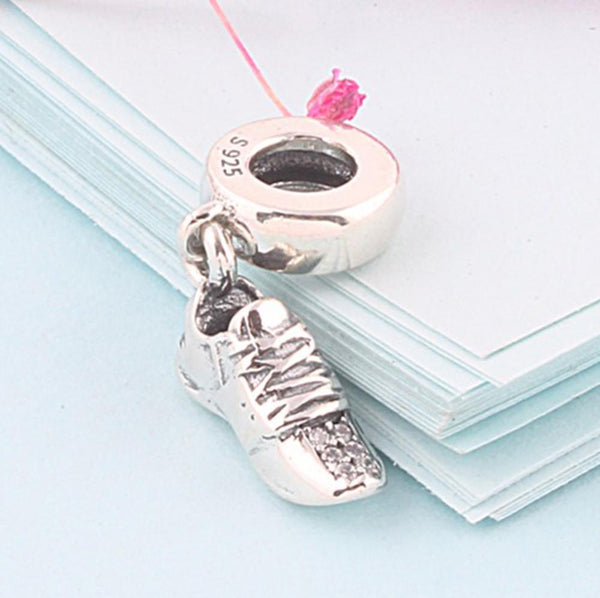 Jewelry - Love To Run Sterling Silver Charm