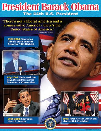 Learning Chart - President Barack Obama