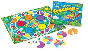 Learning Game - Frog Pond Fractions?«