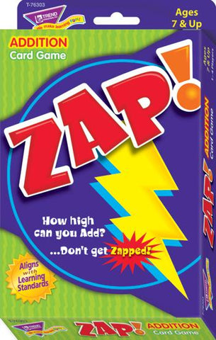 Learning Game - ZAP!?«