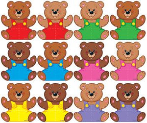 Mini Accents Variety Pack - Bears
