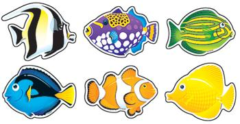Mini Accents Variety Pack - Fish
