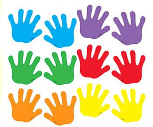 Mini Accents Variety Pack - Handprints