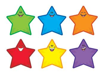 Mini Accents Variety Pack - Stars