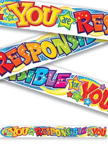 Quotable Expressions?« Banner ?Çô 10 Feet - You Are Responsible For You
