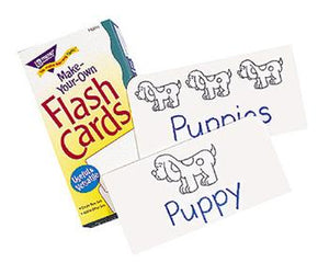 Skill Drill Flash Cards - Make-Your-Own