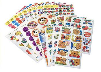 Sticker Assortment - Super Assortment Sticker Pack