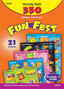 Stinky Stickers?« Variety Pack - Fun Fest