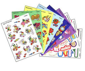 Stinky Stickers?« Variety Pack - Good Times