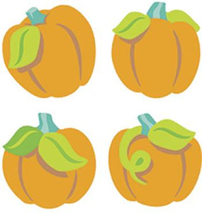 SuperShapes Stickers - Proud Pumpkins