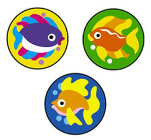 SuperSpots?« Stickers - Fabulous Fish