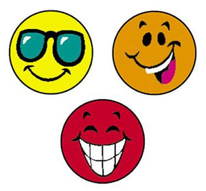 SuperSpots?« Stickers - Happy Smiles