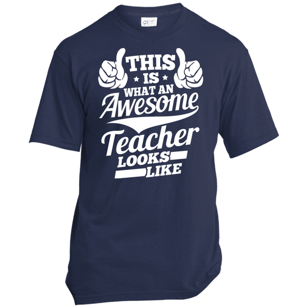 T-Shirts - Awesome Teacher USA100 Unisex