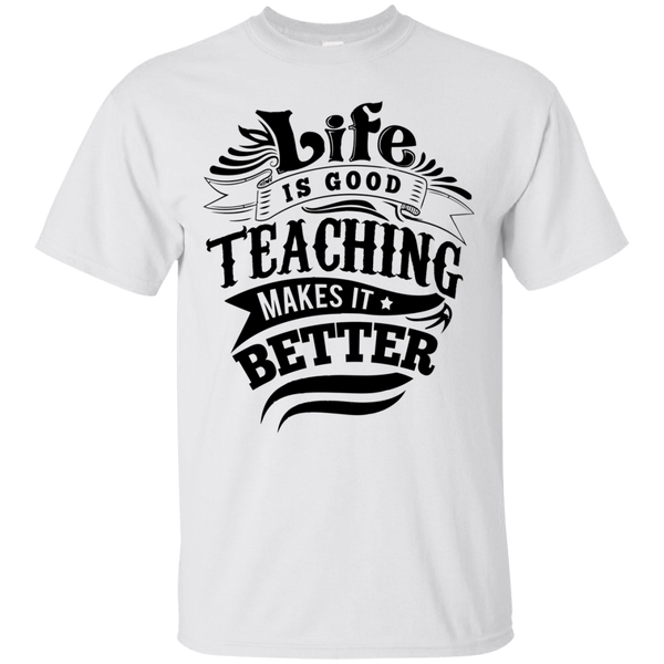 T-Shirts - Life Is Good Ultra Cotton T-Shirt