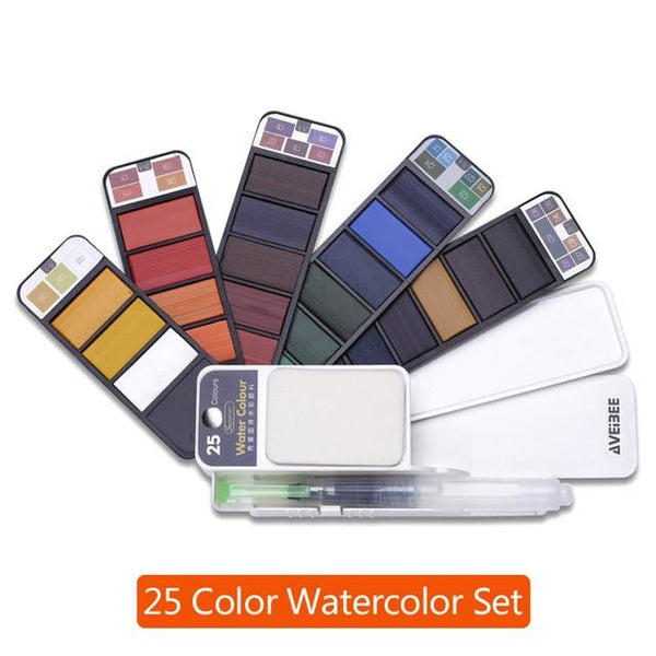 Top Quality Watercolor Paint Set