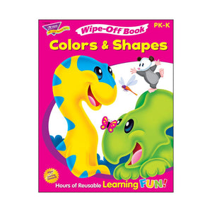 Wipe-Off?« Book - Colors & Shapes