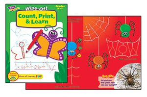 Wipe-Off?« Book - Count, Print, & Learn