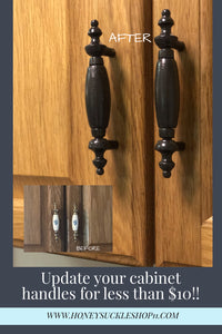 Update your cabinet handles for under $10!