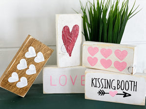 Kissing booth - mini