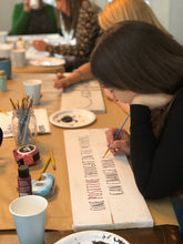 Sign Workshop - April 9