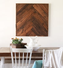 Herringbone Wall / Gallery Wall Art