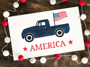 Small American Truck