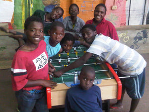 Umthombo Street Children score big!