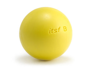 ITSF-B heavyweight competition plastic balls 18g x 10 pack