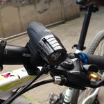 Bike Headlight + Taillight + Wheel Set
