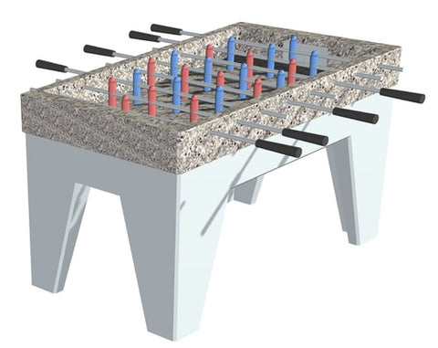 TABLE FOOTBALL (FREE-STANDING)
