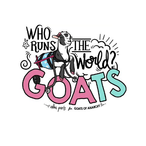 Goats Run the World