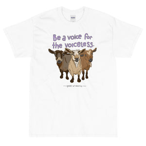 Voiceless - Gildan 2000 Ultra Cotton Short-Sleeve T-Shirt
