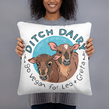 Ditch Dairy Pillow