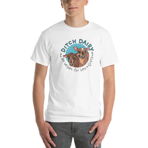 Ditch Dairy - Gildan 2000 Ultra Cotton Short-Sleeve T-Shirt