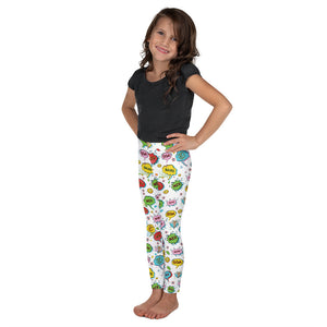 Super Goat Kid's Leggings