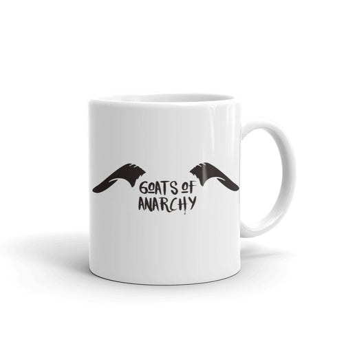 Goats of Anarchy Logo Mug