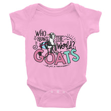 Goats Run the World Onesie