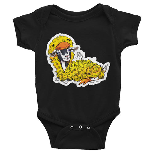 Polly's Duck Costume Onesie