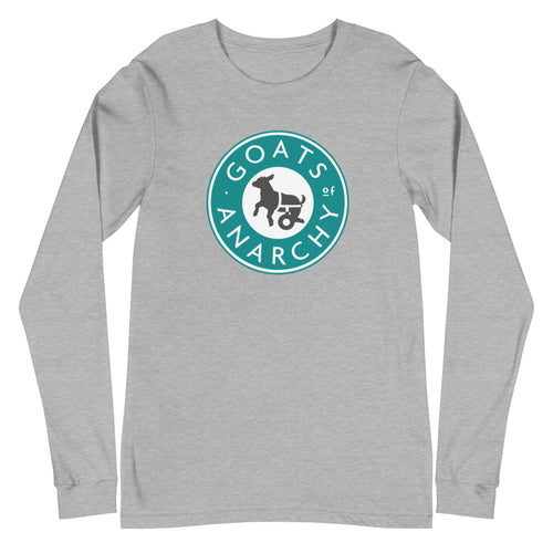 Logo - Bella+ Canvas Unisex Long Sleeve Tee