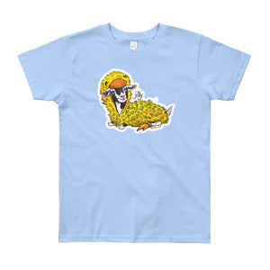 Poly Duck Costume Youth Short Sleeve T-Shirt