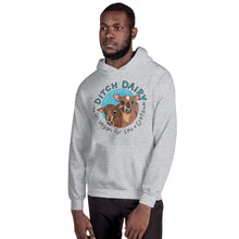 Ditch Dairy - Gildan Heavy Blend Hooded Sweatshirt