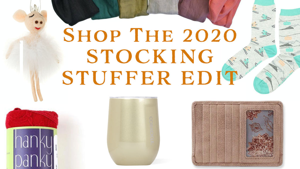 Gift Guide: Stocking Stuffers