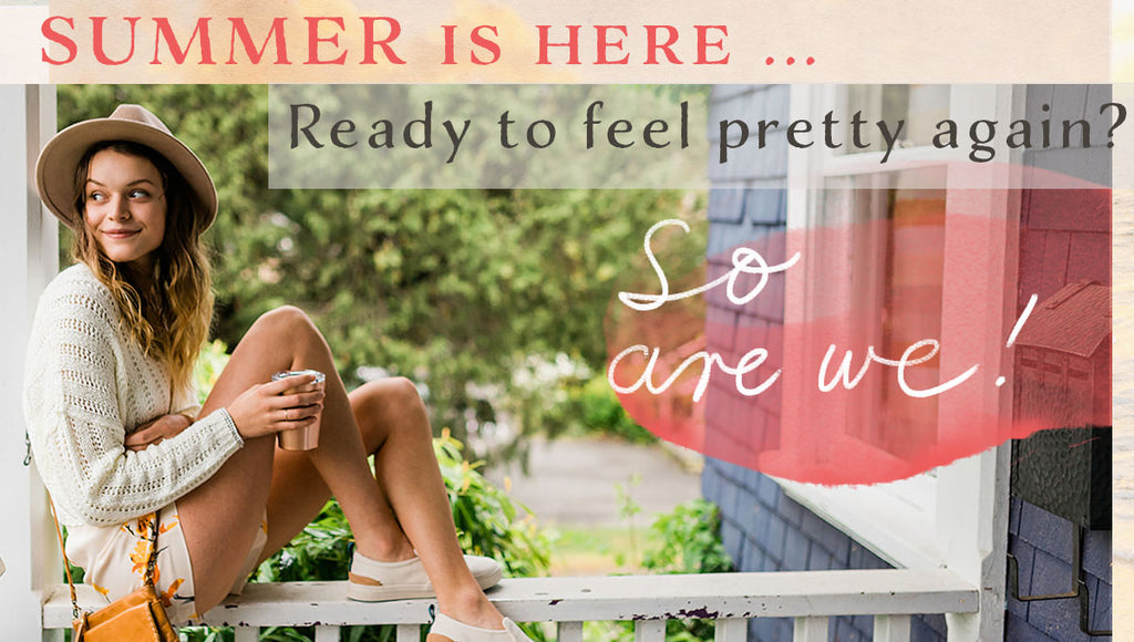 Summer is pretty and so are you!