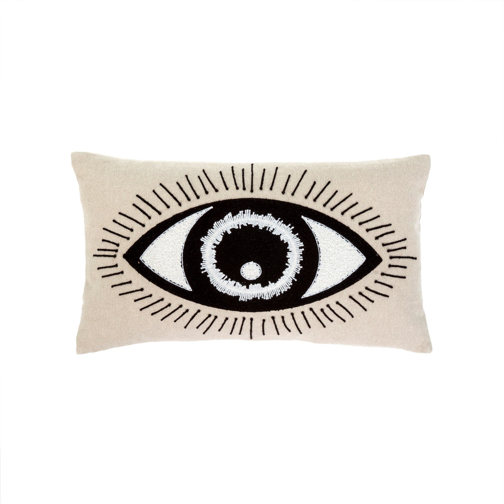 Bright Eyed Pillow at Twang and Pearl
