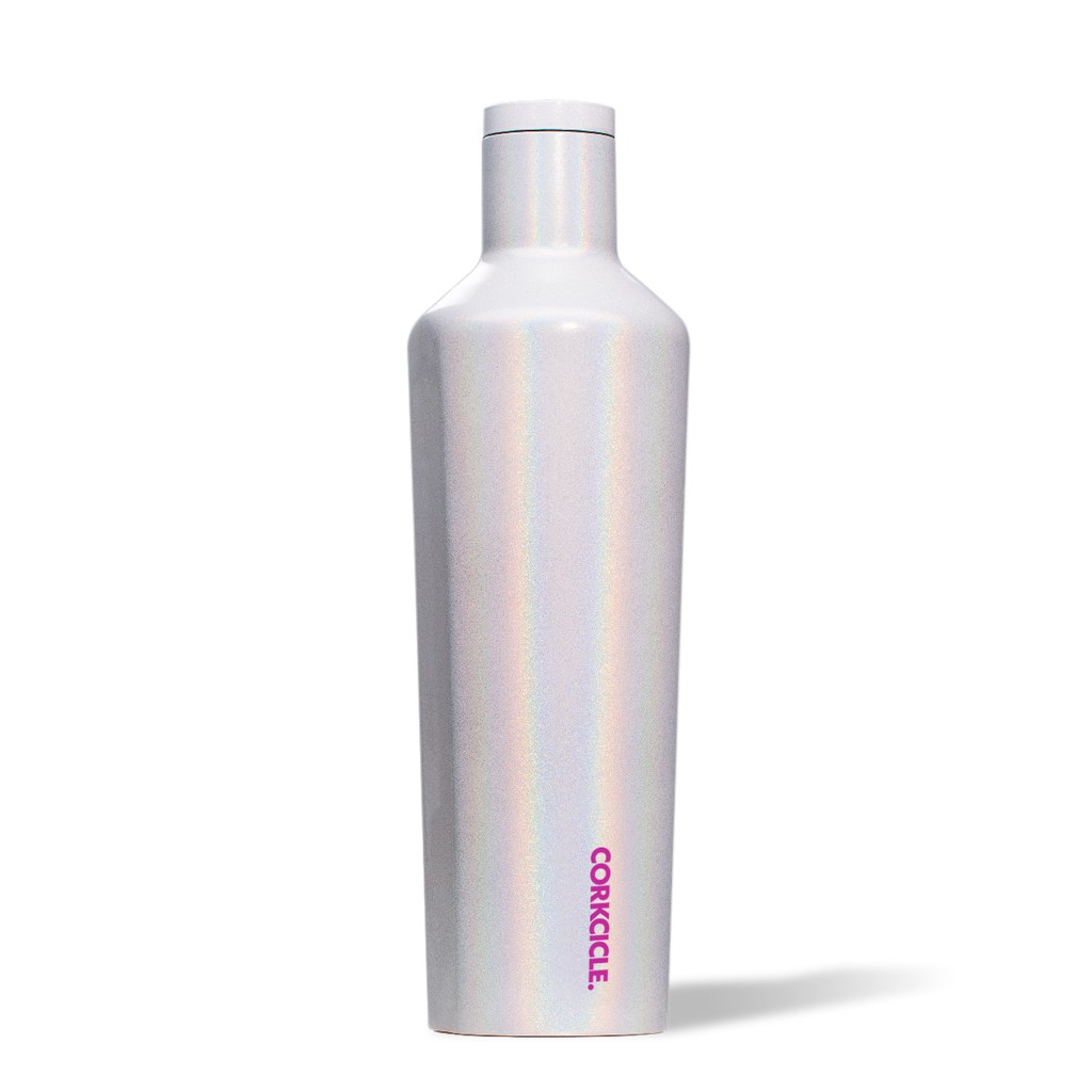corkcicle canteen 25oz unicorn magic twang and pearl