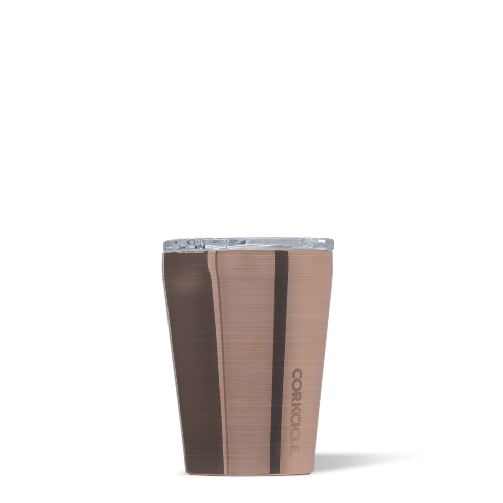 corkcicle tumbler 12 oz copper at twang and pearl