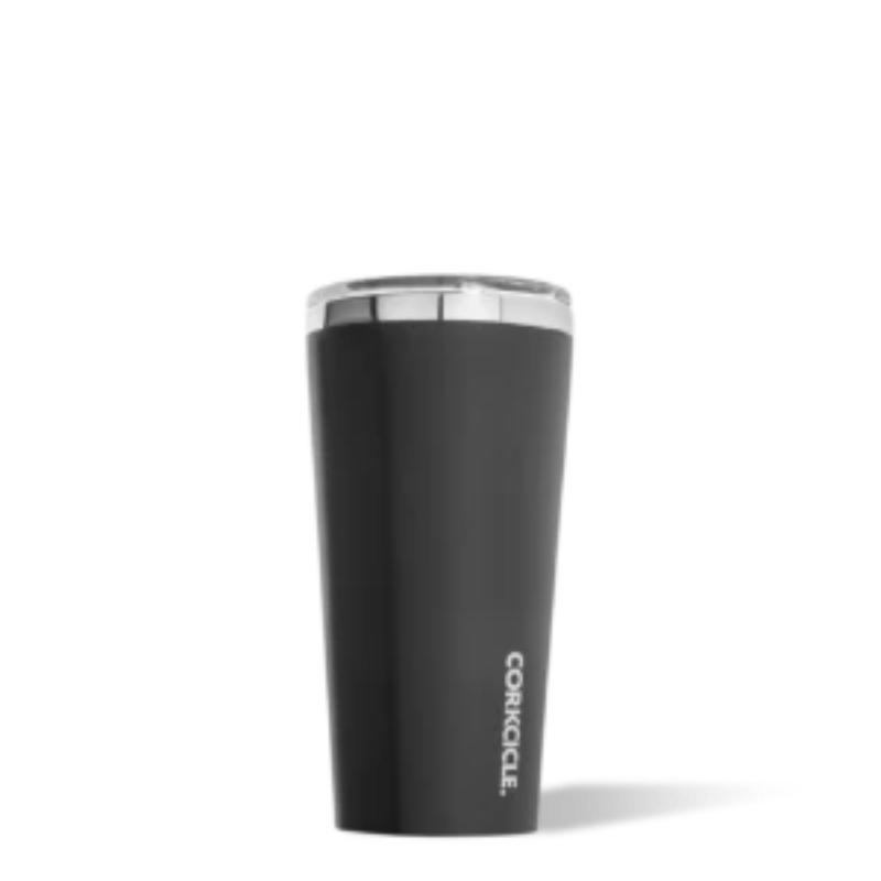 twang and pearl 16oz corkcicle black matte