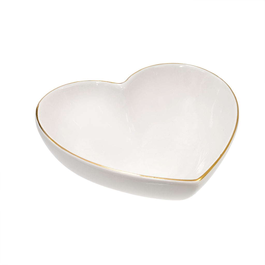 ceramic heart bowl at twang and pearl