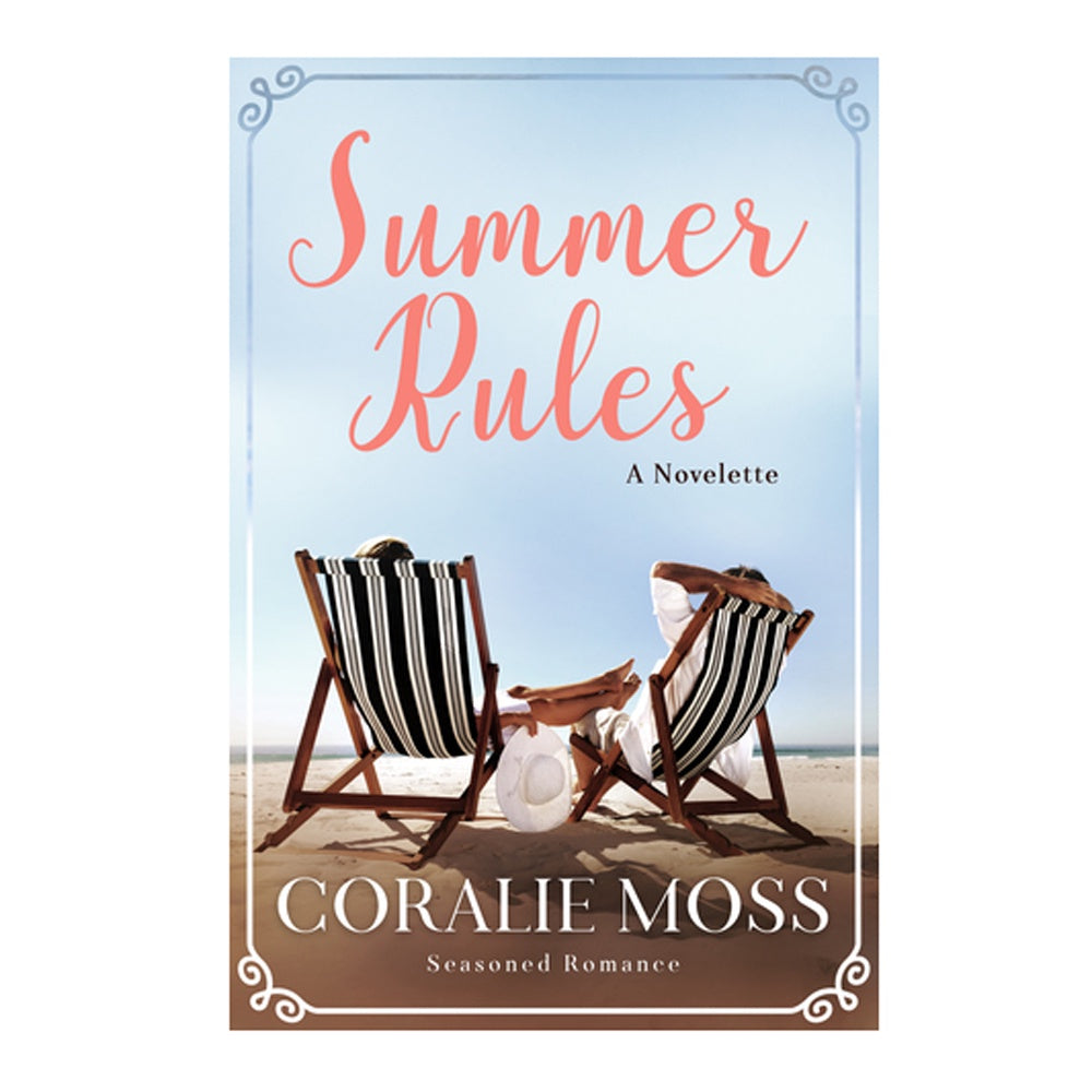 Coralie Moss - Novel - Summer Rules