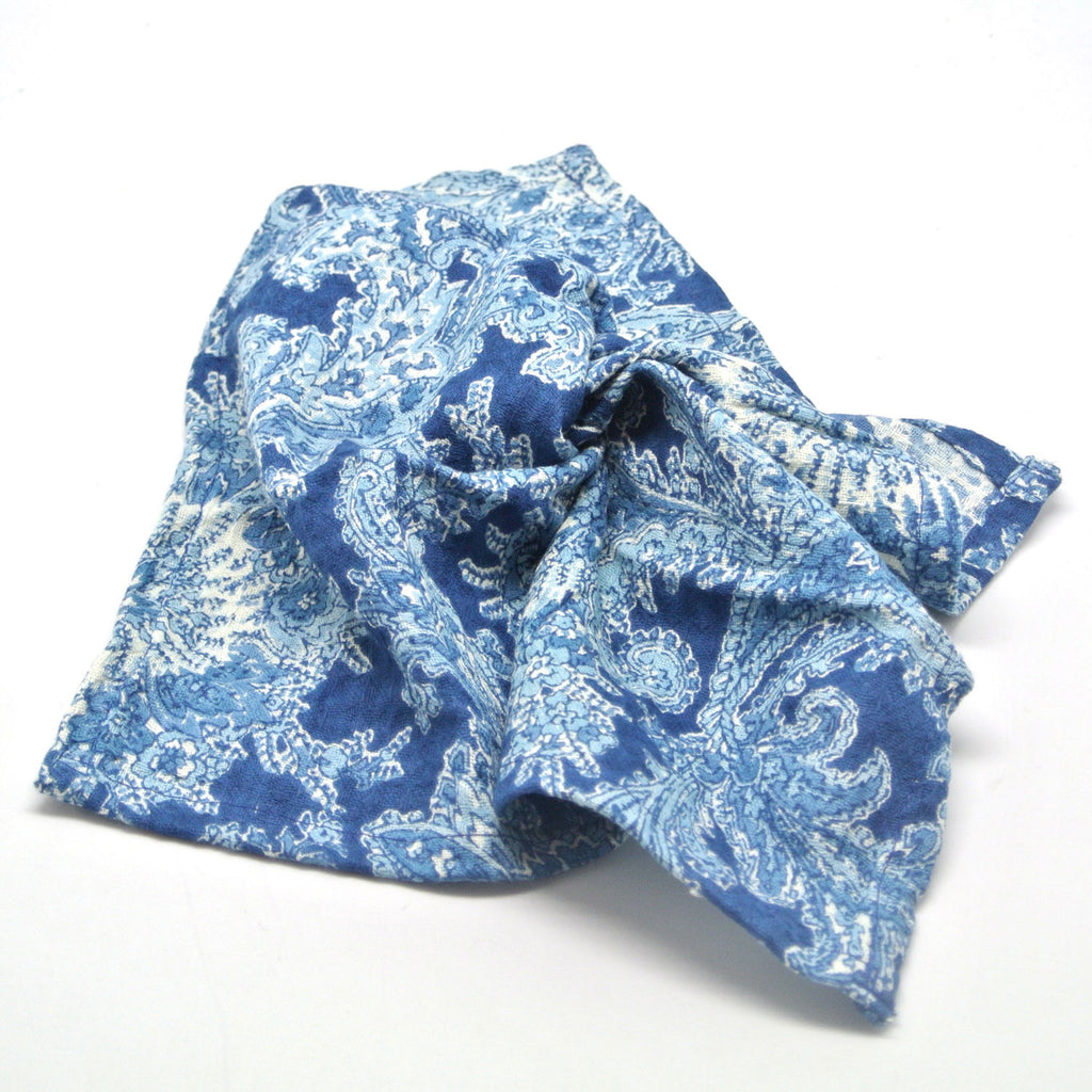 April Cornell Dish Cloths rhapsody blue at Twang and Pearl